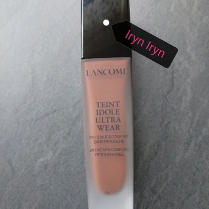 Lancôme Teint Idole Ultra Wear in Café Shade 16
