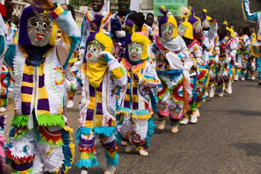 takoradi masquerade